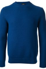 A.P.C. Knit Sweater - Lyst