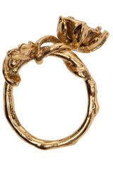 Aurelie Bidermann Feather Ring - Lyst