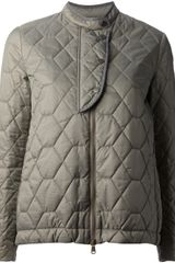 Brunello Cucinelli Quilted Jacket - Lyst