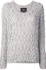 Designers Remix Knitted Sweater - Lyst