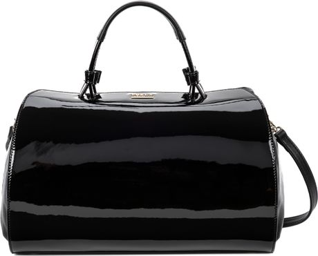 Furla Venus Satchel in Black (onyx)