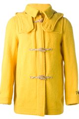 Harnold Brook Hooded Coat - Lyst