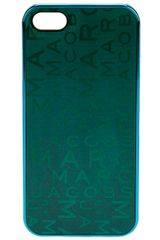 Marc By Marc Jacobs Alphabet Print Iphone Case - Lyst