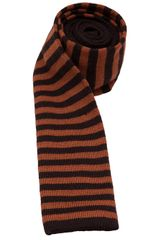 Oliver Spencer Striped Tie - Lyst