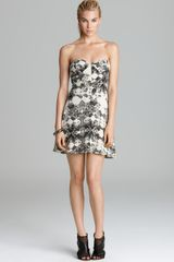 Parker Dress Cora Strapless - Lyst