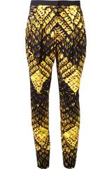 Peter Pilotto Eli High Waisted Trouser - Lyst
