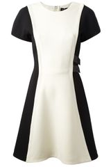 Proenza Schouler Short Sleeve Dress - Lyst