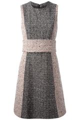 Proenza Schouler Sleeveless Boucle Dress - Lyst