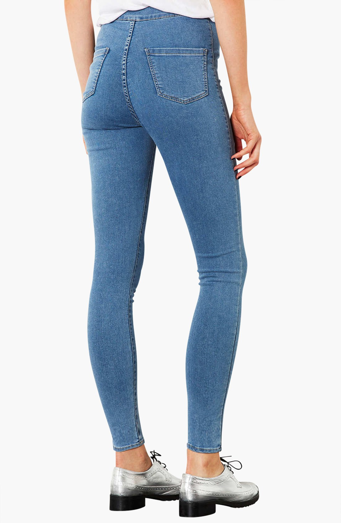 White high waisted jeans next – Global fashion jeans collection