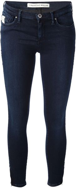 Twenty 8 Twelve Stretch Skinny Jean - Lyst