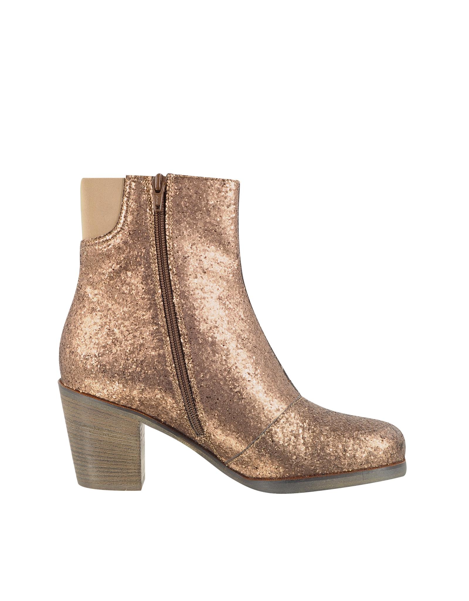 Maison Martin Margiela Glitter Ankle Boots khphS1o