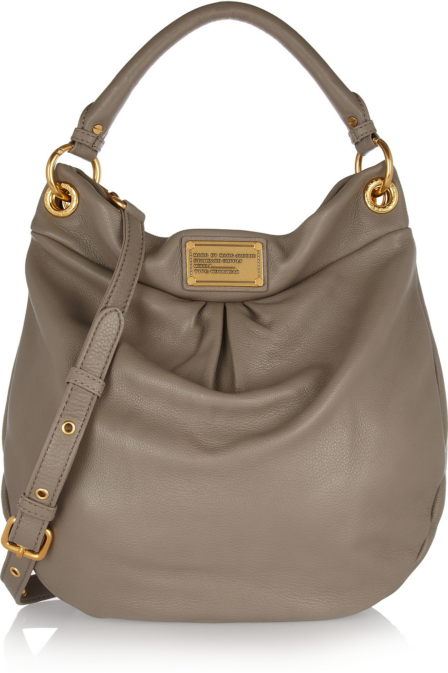 Lyst Marc By Marc Jacobs The Classic Q Hiller Hobo