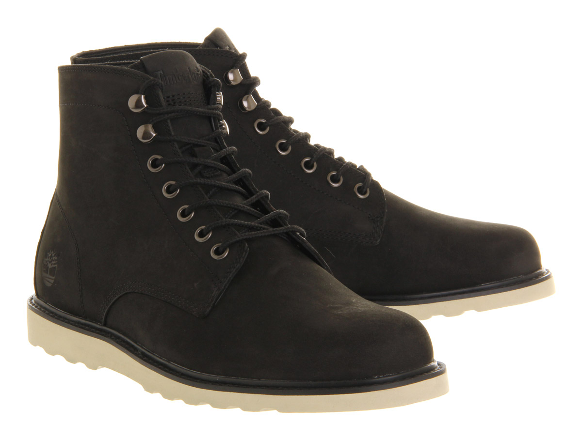 timberland ek new market wedge boot in brown for lyst