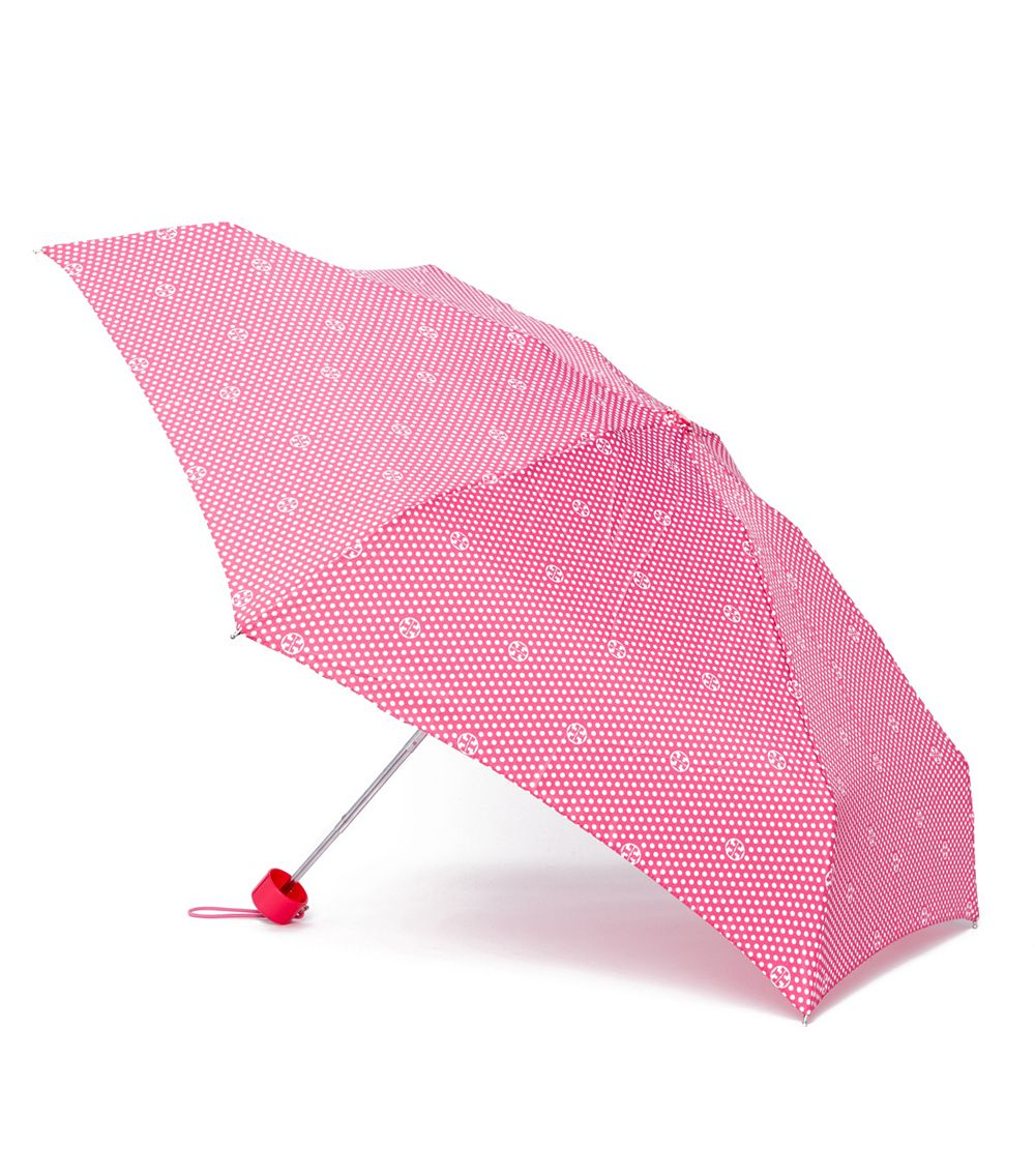 26881a269605 Lyst - Tory Burch Mini Umbrella in Pink