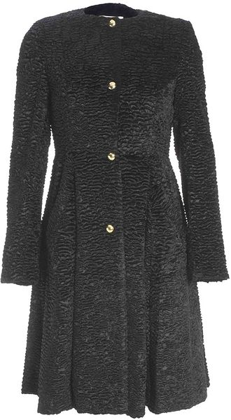 Alice By Temperley Colette Flared Coat - Lyst