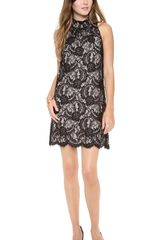 Alice + Olivia Shoshanna Dress - Lyst