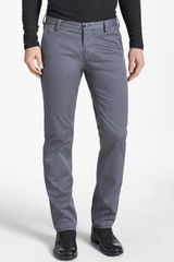 Boss by Hugo Boss Rice Slim Fit Pants - Lyst