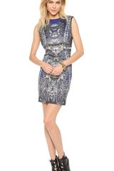 Clover Canyon Russian Enamel Sleeveless Dress - Lyst