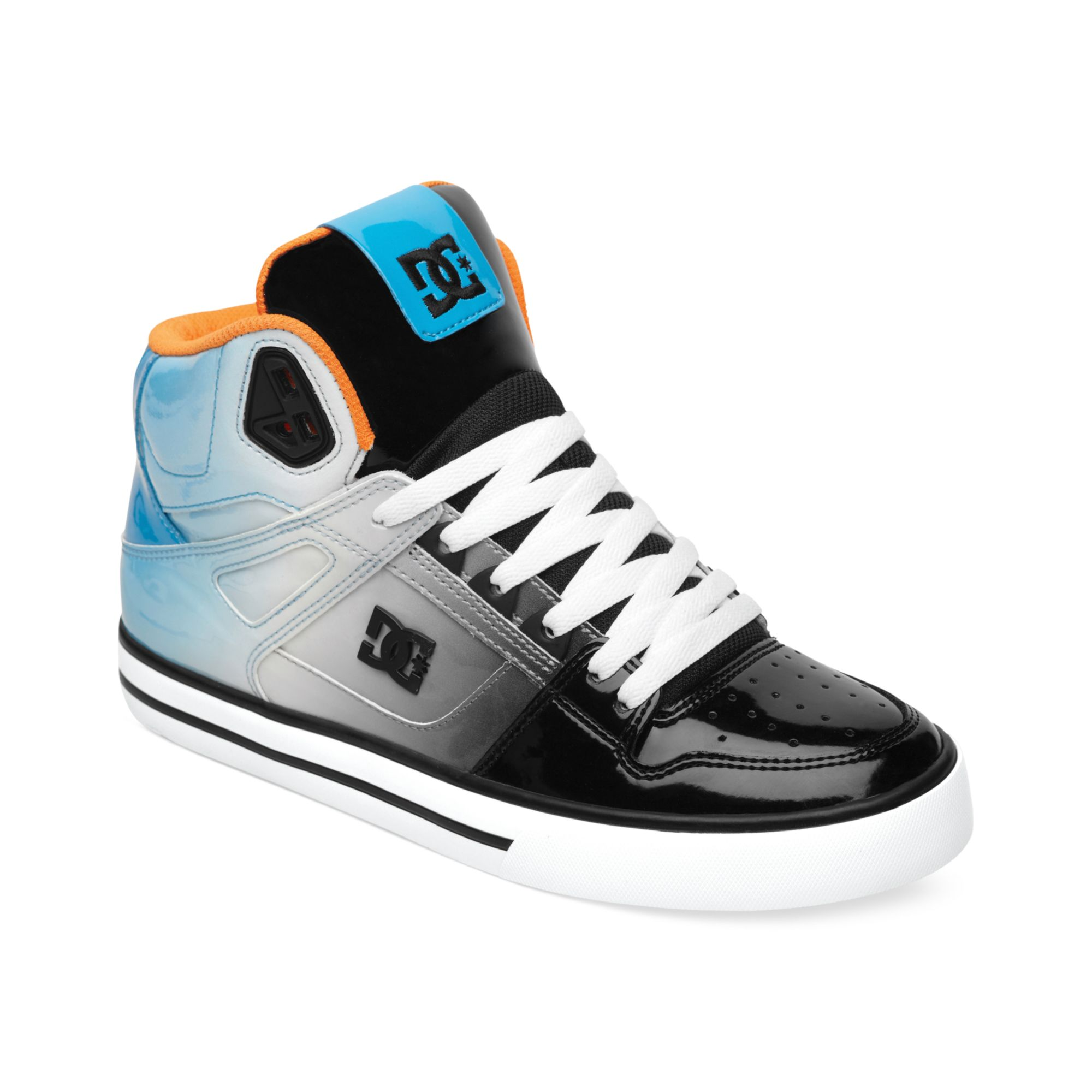 1507161da866 DC Shoes Spartan Hi Wc Se Sneakers in Blue for Men - Lyst