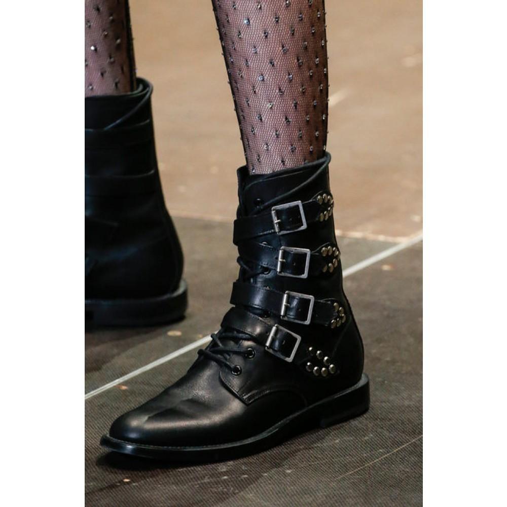 Saint Laurent Rangers Ankle Boots sale best sale cheap sale footlocker pictures sale tumblr clearance amazon buy online cheap 3KPXQ