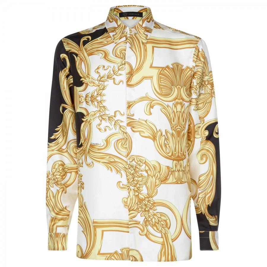 Versace Man Dress Shirt 19