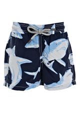 Vilebrequin Boys Shark Swimtrunk - Lyst