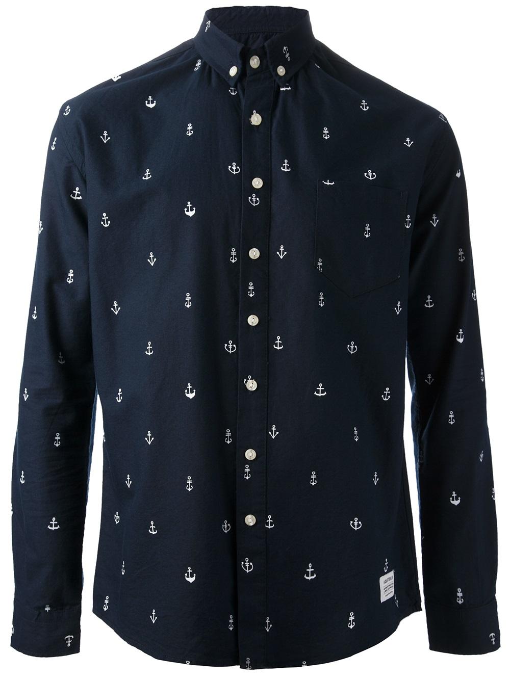 Mens Short Sleeve Flannel Shirt
