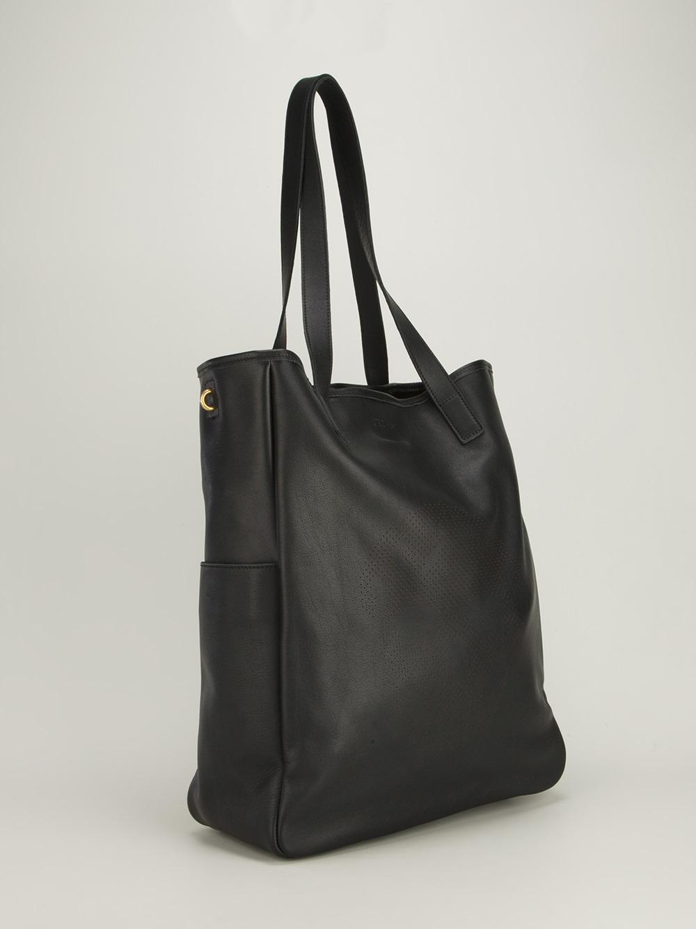 Alexander mcqueen Shopper Tote Bag in Black for Men | Lyst