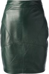 Alexander Wang Pencil Skirt - Lyst