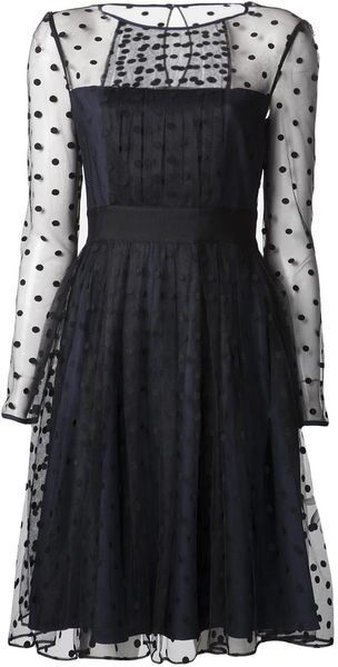 Alice By Temperley Celia Dress - Lyst