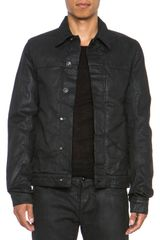 DRKSHDW by Rick Owens Denim Worker Jacket - Lyst