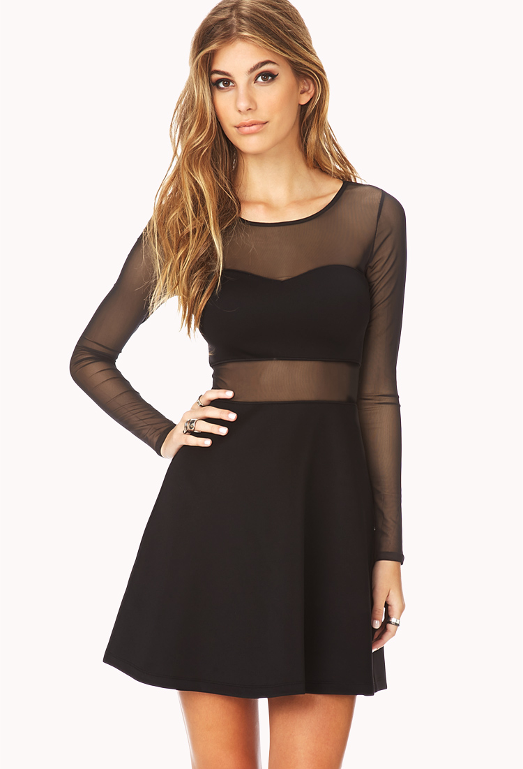 Black Forever 21 Dress Weddings Dresses