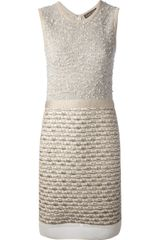 Giambattista Valli Knitted Dress - Lyst