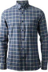Hardy Amies Check Shirt - Lyst