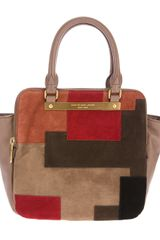 Marc By Marc Jacobs Patchwork Tote Bag - Lyst