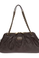 Marc Jacobs Chain Strap Shoulder Bag - Lyst