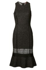 Missoni Fitted Dress - Lyst