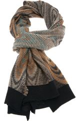 Missoni Rectangle Scarf - Lyst