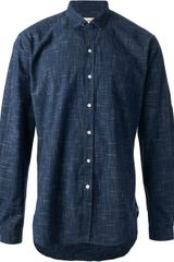 Oliver Spencer Clerkenwell Shirt - Lyst