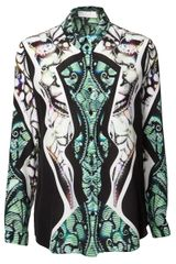 Peter Pilotto Leena Top - Lyst