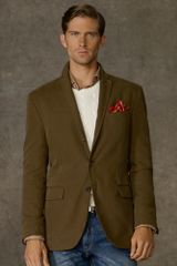 Polo Ralph Lauren Customfit Guilford Sport Coat - Lyst