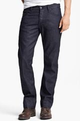 Rag & Bone Rb15x Slim Straight Leg Jeans - Lyst