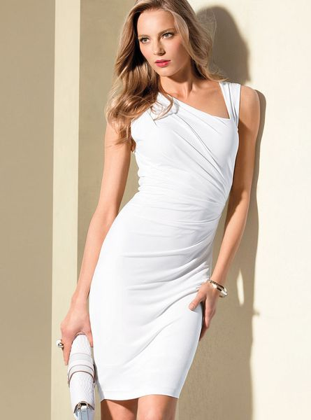 White Cocktail Dresses Victoria Secret 10