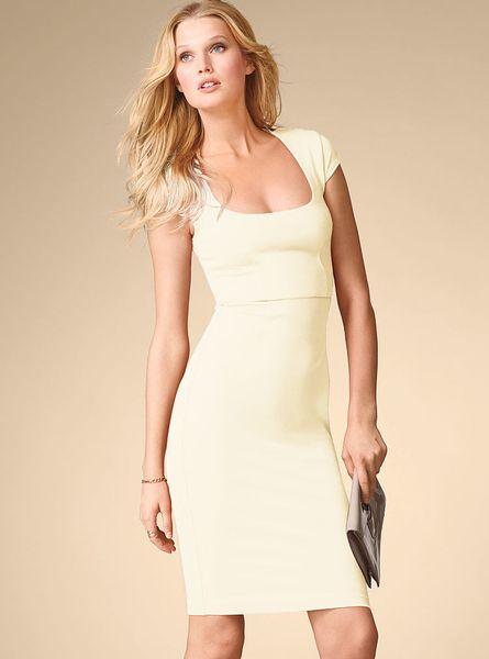 White Dresses Tail Victoria Secret