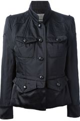 Yves Saint Laurent Vintage Uniform Jacket - Lyst
