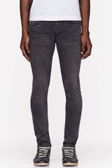 Blk Dnm Grey Staple 25 Jeans - Lyst