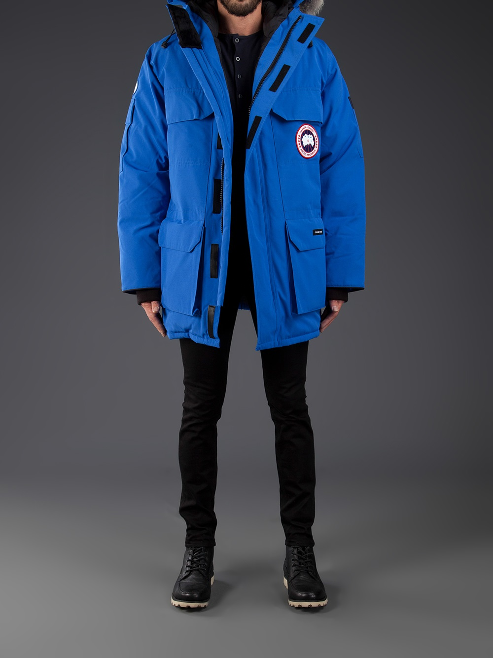 canada goose expedition parka youth