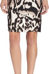 Diane Von Furstenberg Pencil Skirt - Lyst
