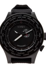 Nixon Passport Watch - Lyst