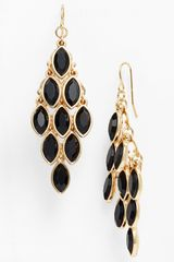 Tasha Crystal Chandelier Earrings - Lyst